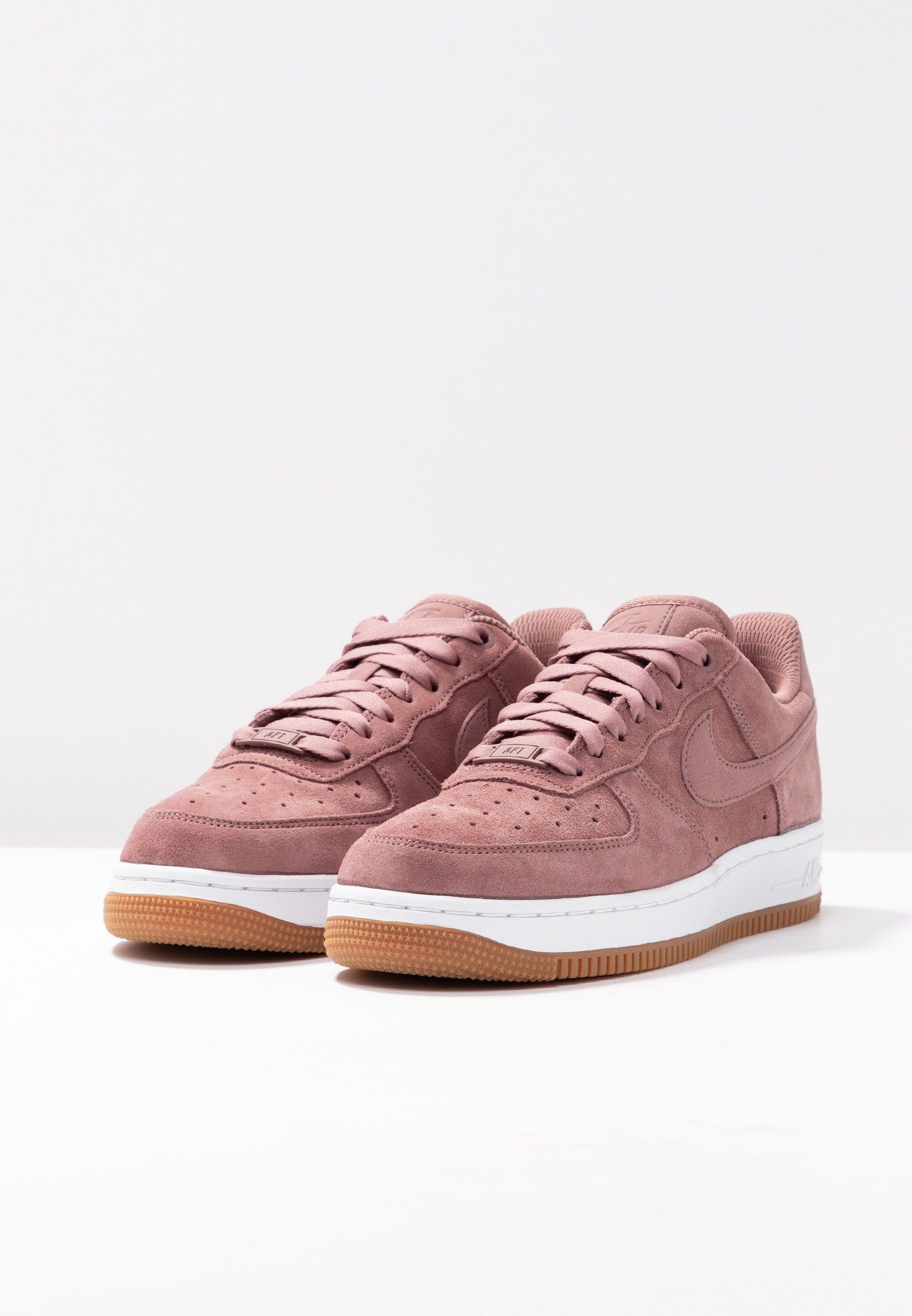 new concept d12b9 142c2 Nike Sportswear AIR FORCE 1  07 SE - Sneaker low - burgundy crush - Zalando