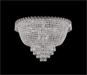 Flush mount crystal chandeliers KL-41037-2012-C