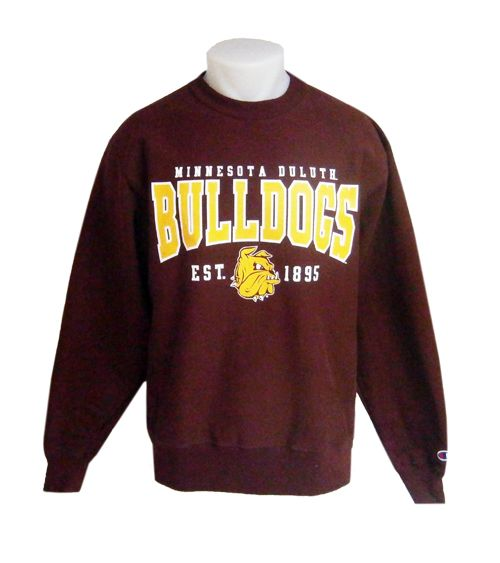 Minnesota Duluth Bulldogs Crew by Champion Heritage