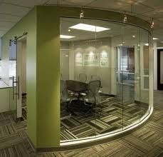 Curved glass walls | Inspiration - Office Design and Work ...