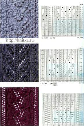 varios patrones interesantes de tejer la casita de mabely gabito