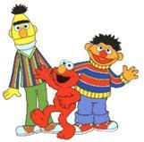 Gotta love Sesame Street