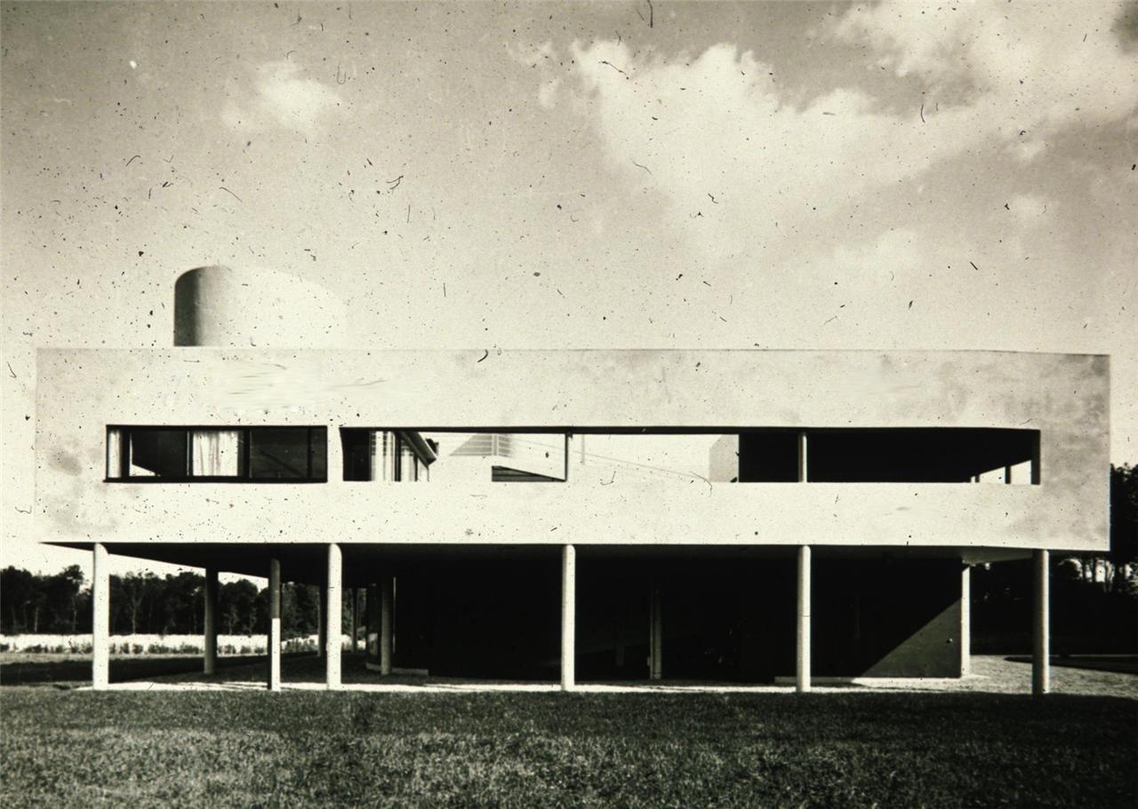 5 Points Of Modern Architecture Historia