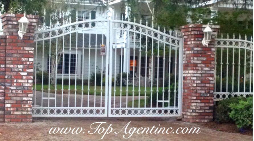 3463 Don Ortega Drive Carlsbad Ca 92010 Gate Design Front