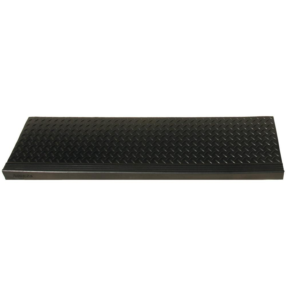 Best Rubber Cal Diamond Plate Commercial 10 In X 48 In Step 400 x 300