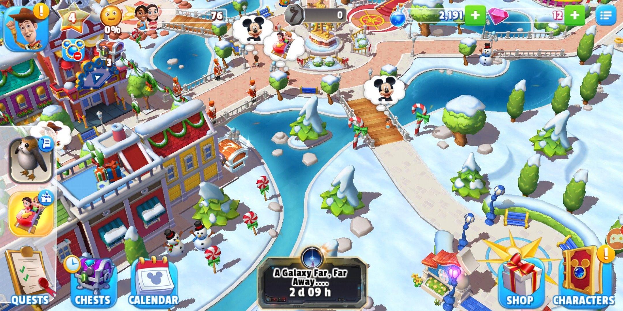 Android/iOS game in 2020 Disney magic kingdom, Disney