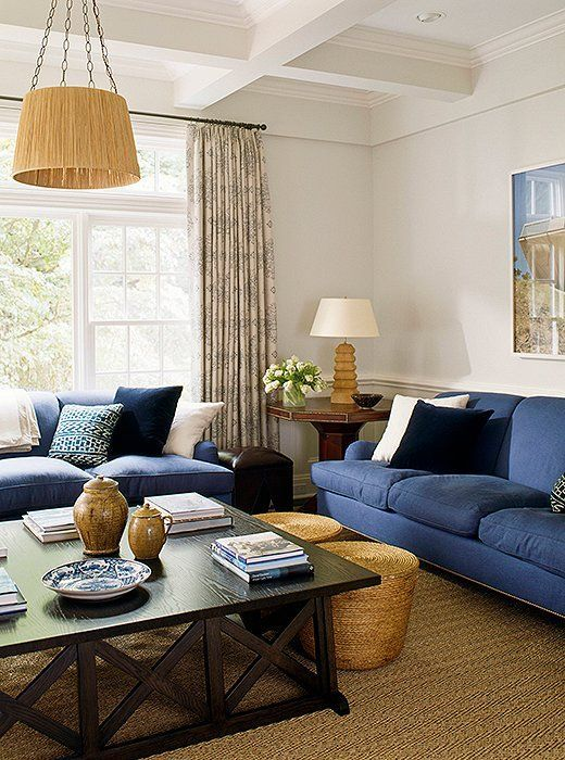 14 Stunning Takes on Classic Blue and White   Blue, white ...