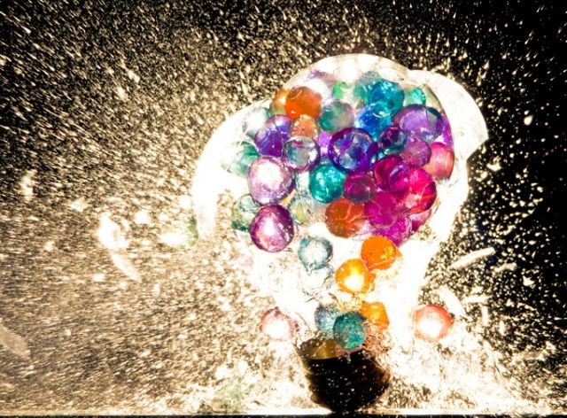 Photography Blog: Colorful High Speed Photographer Jon Smith