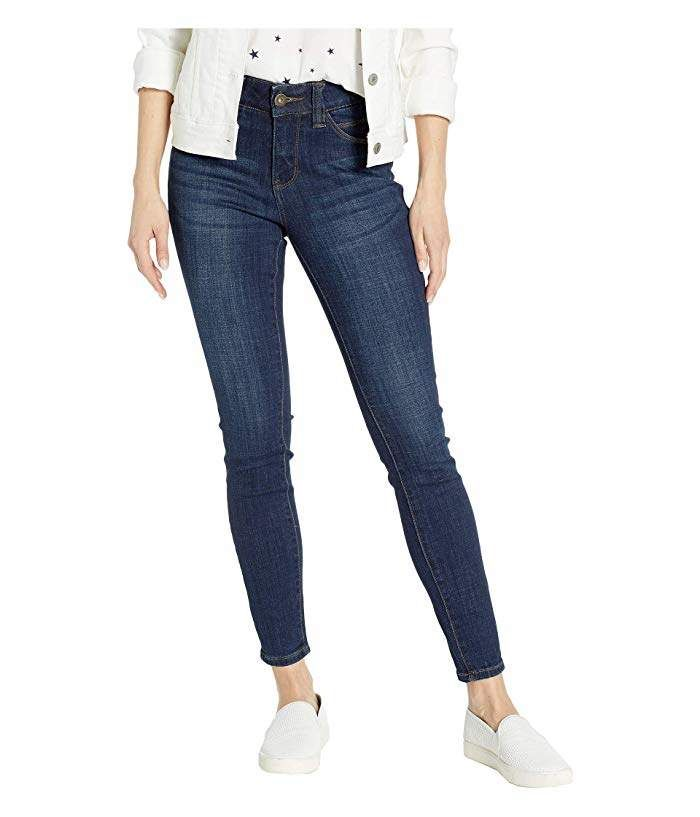 93dee70ce6491d Jag Jeans Petite Petite Cecilia Skinny Jeans in Night Breeze in 2019 ...