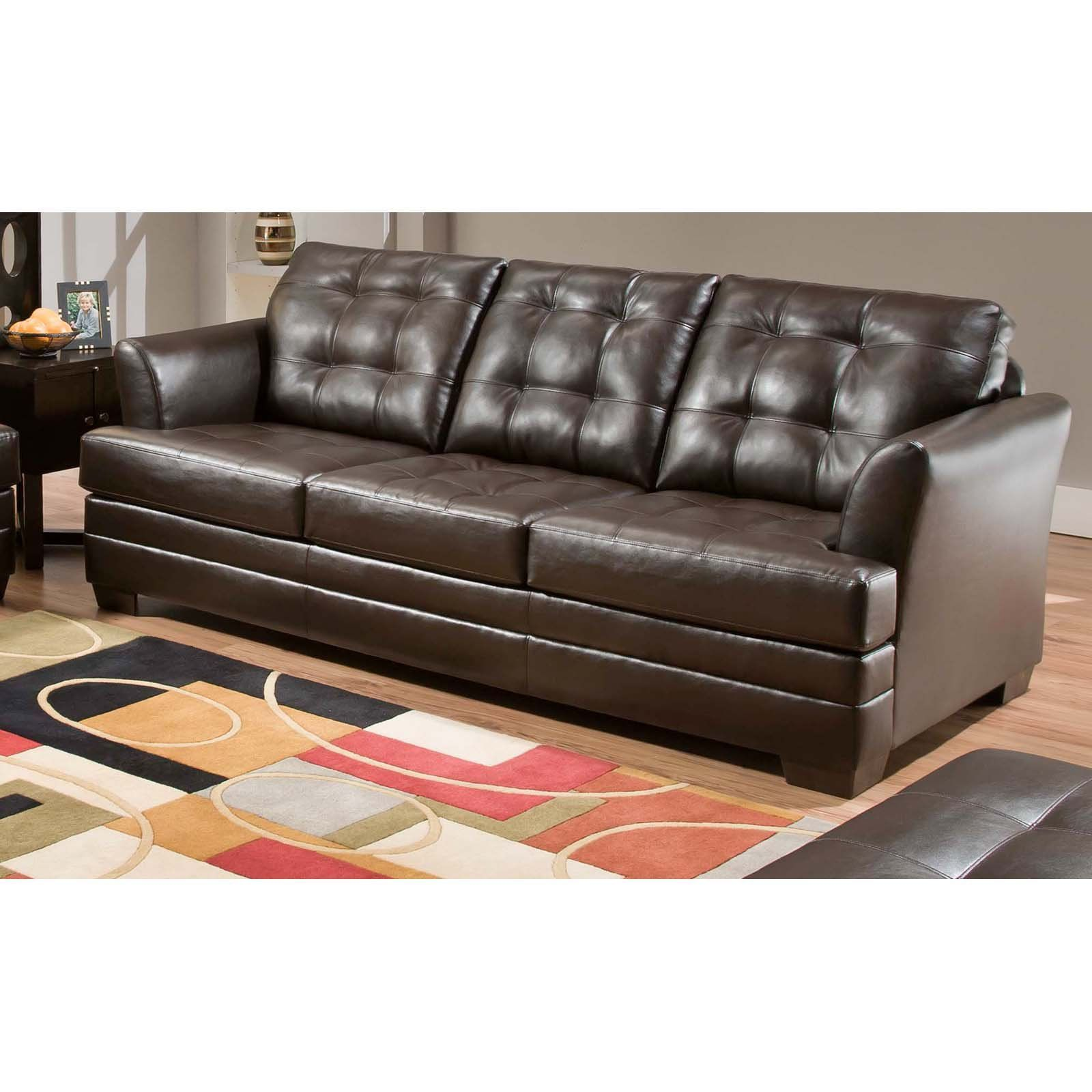 Have to have it. Simmons Manhattan Upholstered Sofa ...