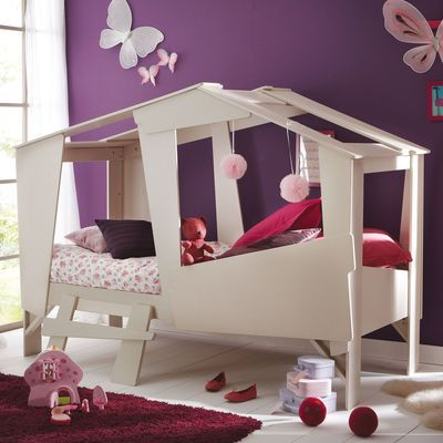 Chambre petite fille rose  4 exemples pour s\u0027inspirer