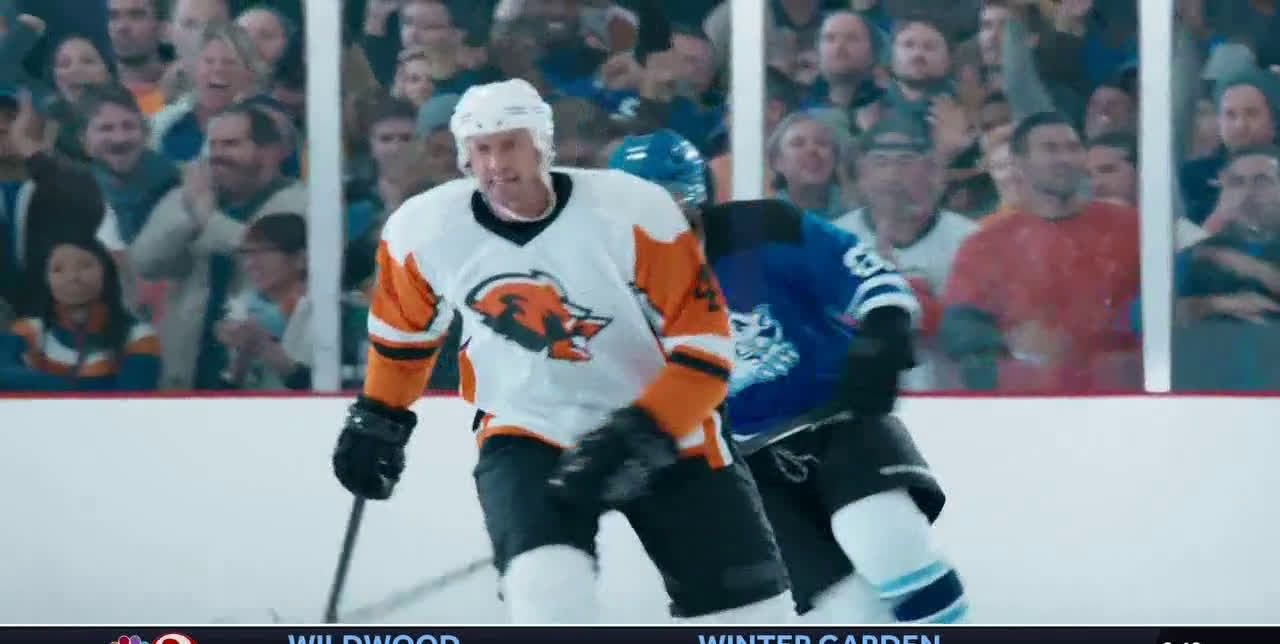 Geico Walrus Goalie In The Hockey Game Ad Commercial On Tv 2019