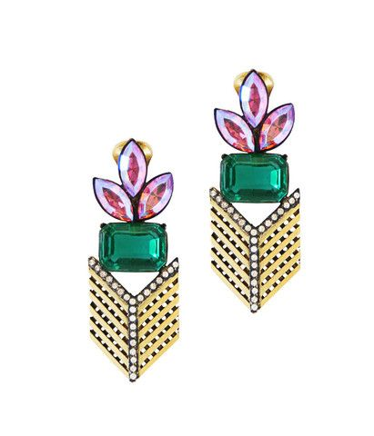 NEED these new Loren Hope Summer Statement Earrings! www.shopalix.com