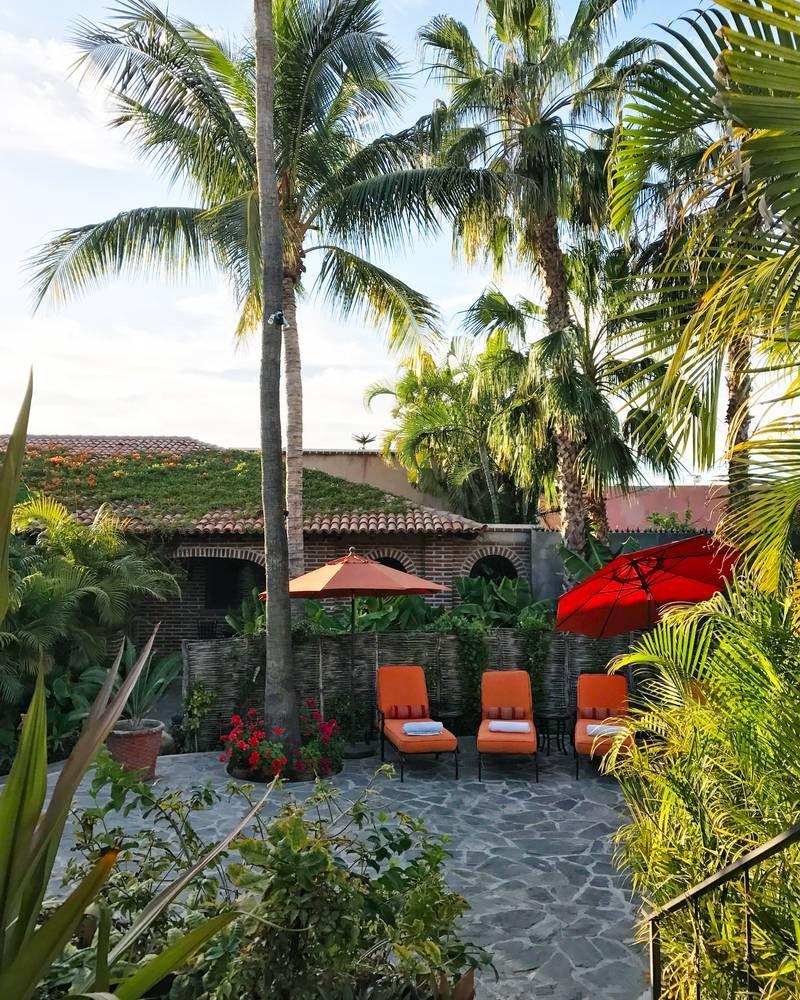 a weekend escape to the coastal oasis of todos santos tropical