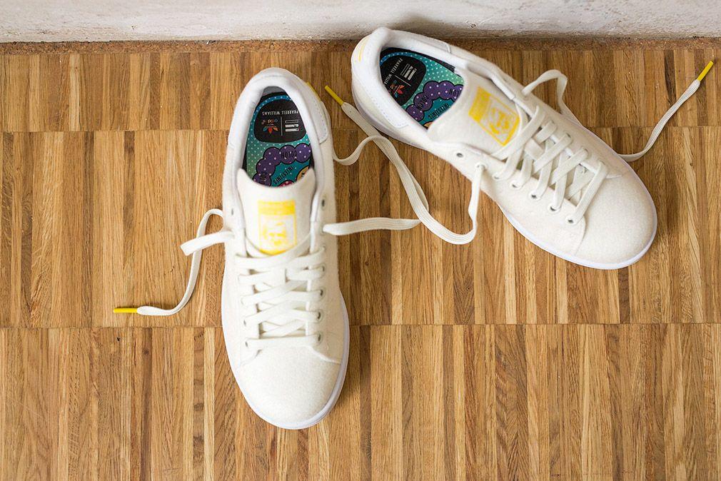 df63551824 adidas originals x Pharrell Williams – PW Stan Smith TNS (white ...