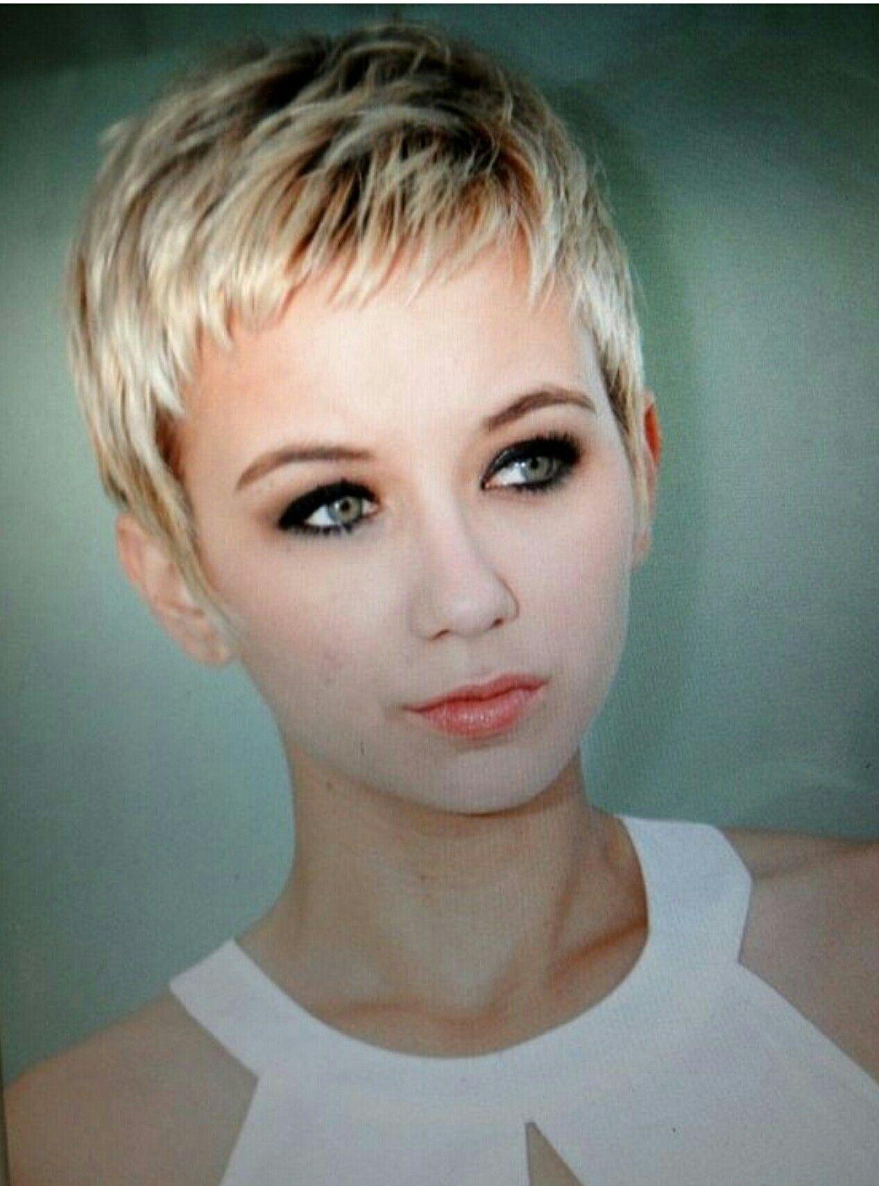 Boy hairstyle in short hair blond en kort  alternative hair  pinterest  alternative