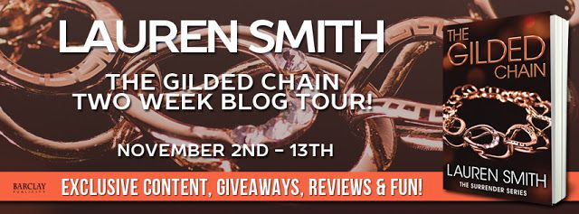 Reese's Reviews: The Gilded Chain--tour post