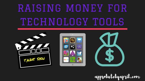 raising money for tech
