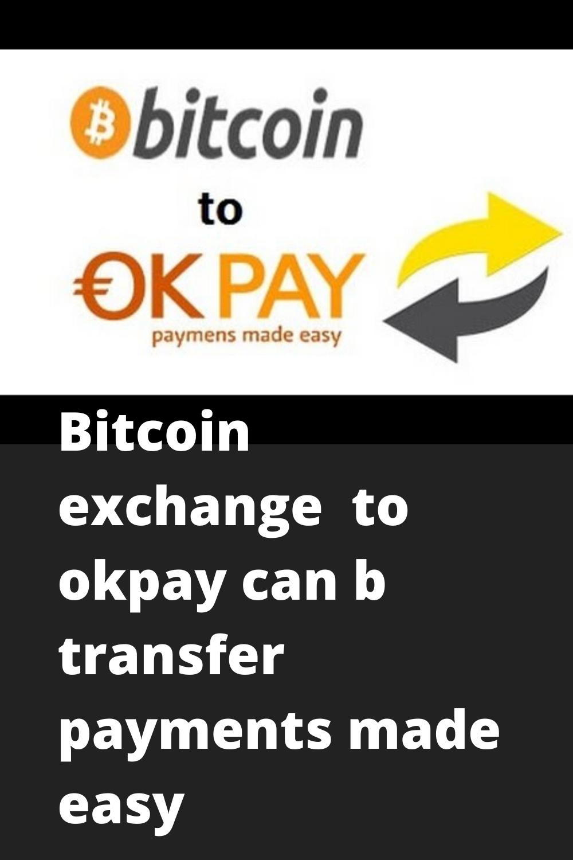 bitcoin okpay