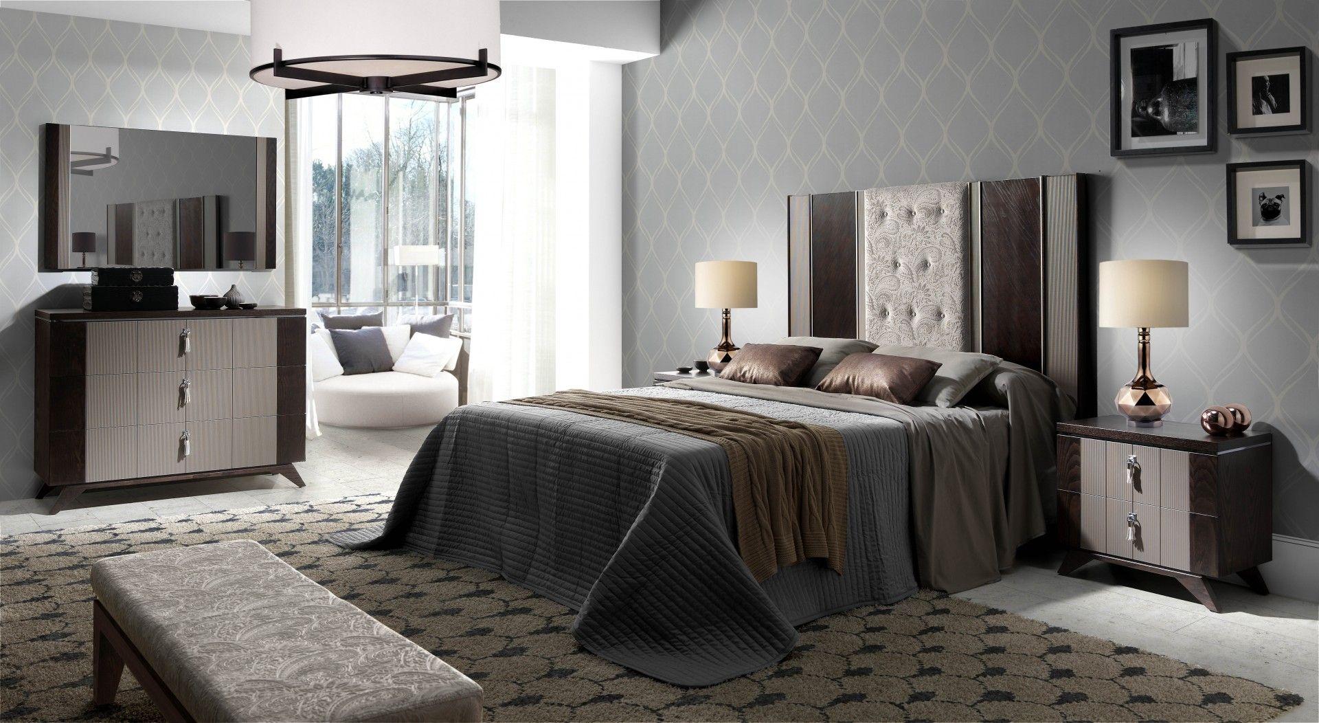 Decoraci n e interiorismo para dormitorio contempor neo - Muebles casal valencia ...