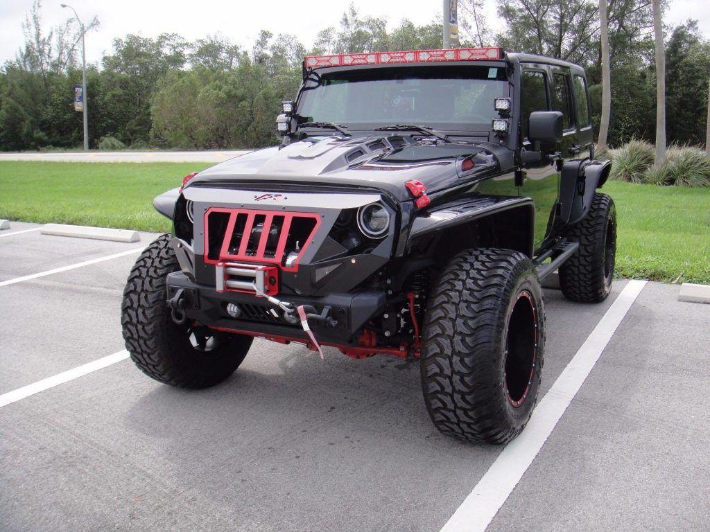 Fab Four Grumper Winch Front Bumper in 2020 Custom jeep