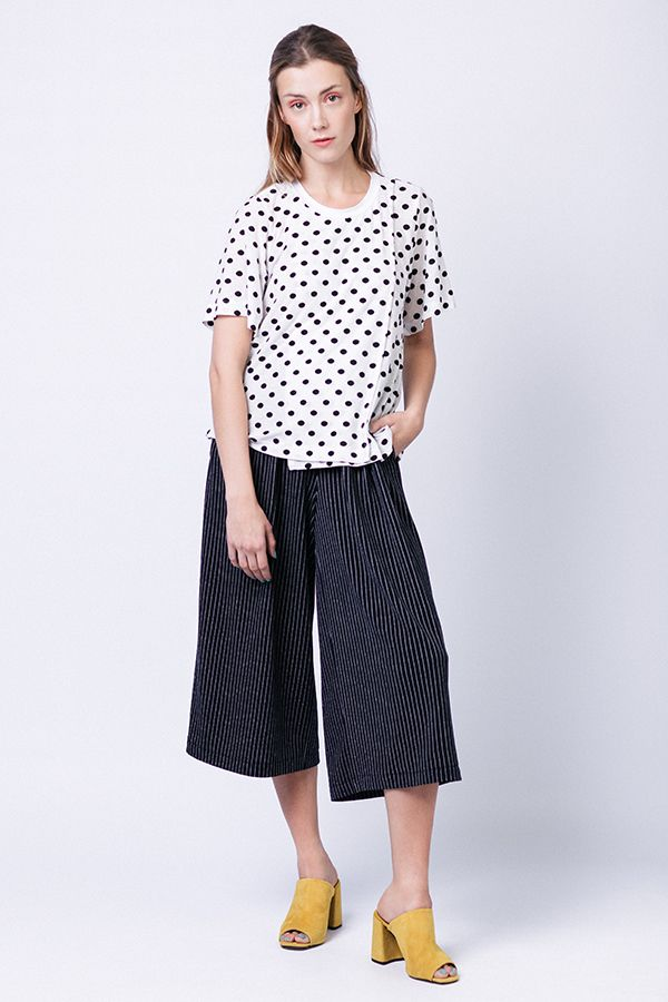 Anneli Double Front Tee - Named - https://sorihe.com/blusademujer ...