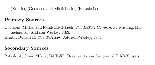 Bibliography Two Authors  Annotated Bibliography