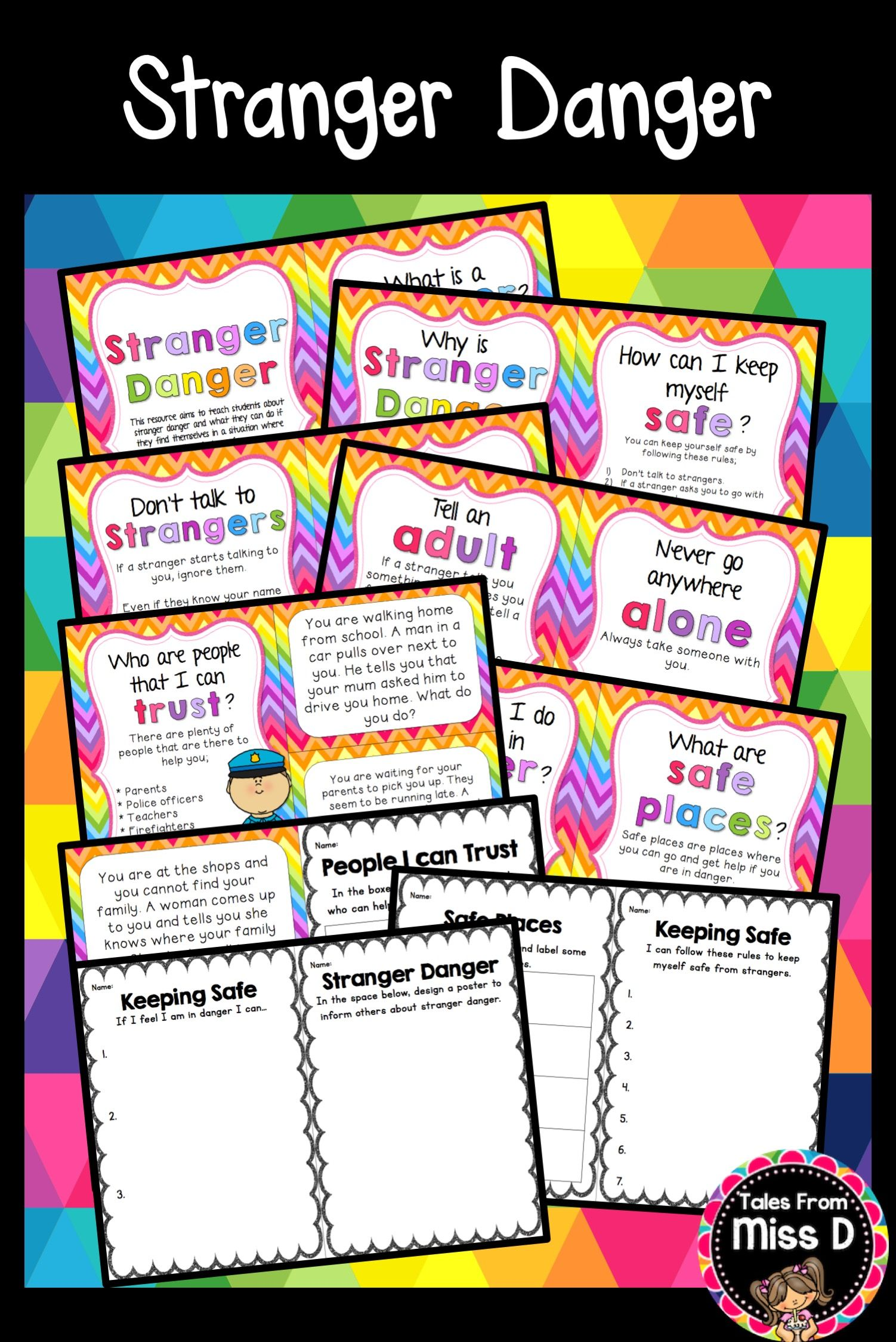 This Pack Contains Resources To Teach Your Students About