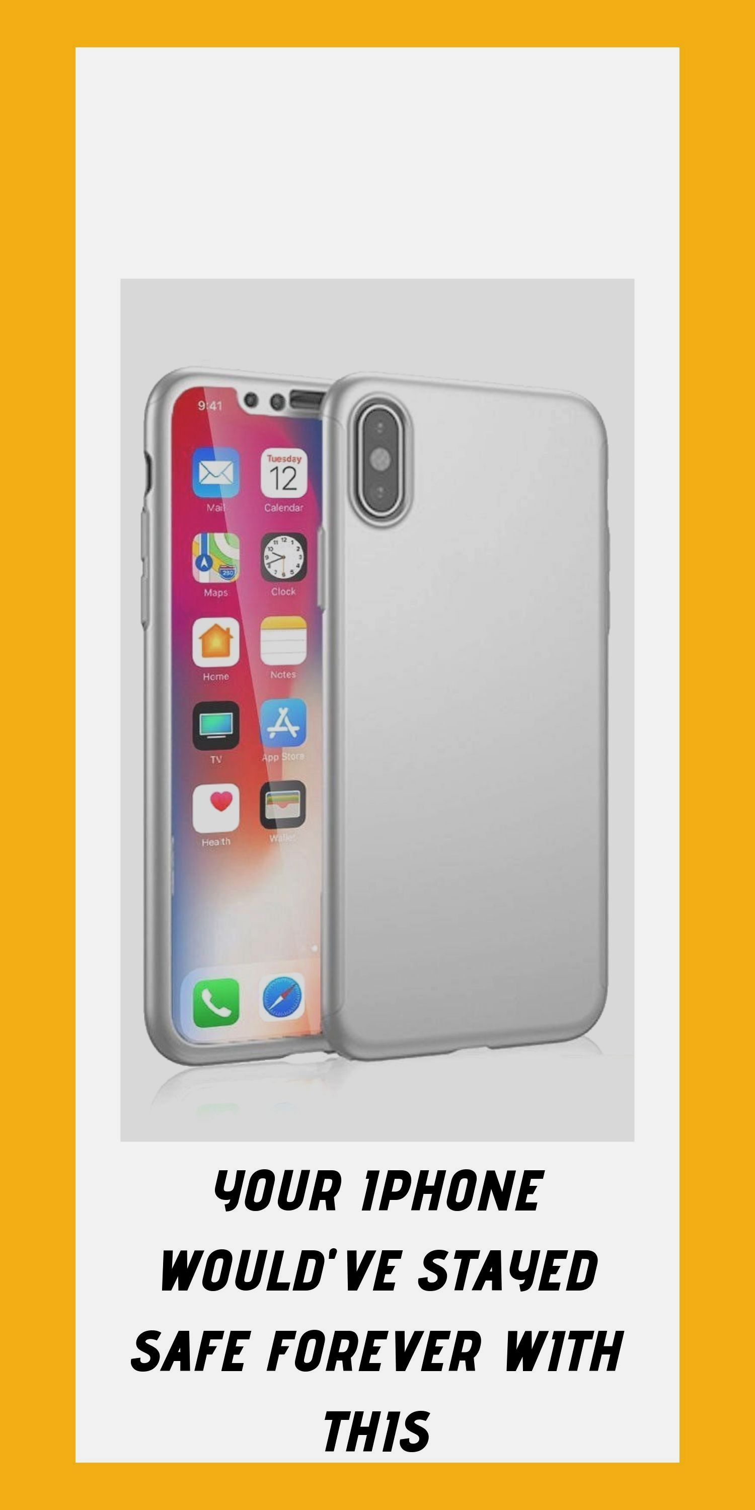 The Missing Manual To Protect Your Iphone In 2020 Iphone Geek Gadgets Iphone Accessories