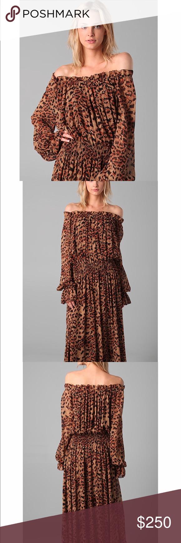 Rachel Zoe Panther Leopard Print Maxi Dress Leopard Print Maxi Dress Printed Maxi Dress Dresses [ 1740 x 580 Pixel ]