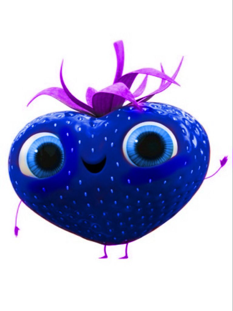Berry from Cloudy with a Chance of Meatballs 2 | Disney | Pinterest