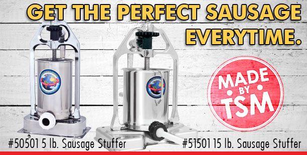 The Sausage Maker, Inc. - Sausage Making Equipment  Supplies