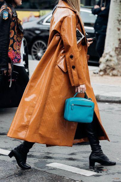 Die besten Street-Styles aus Paris Street styles, Street and Coats