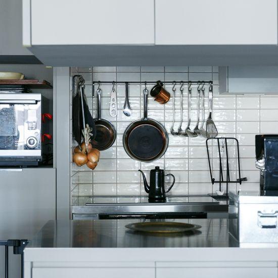 業務用 らしさがポイント 浅田家のキッチンづくり 2020 リビング キッチン キッチン インテリア