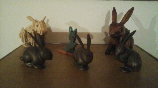 Rabbitoh miniatures