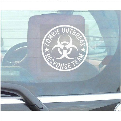 Zombie Outbreak Response Team-Window Sticker-Car,Van,Truck,Vehicle Self Adhesive Vinyl Sign, http://www.amazon.co.uk/dp/B00E4KYKS0/ref=cm_sw_r_pi_awdl_GfPBtb15P40HE