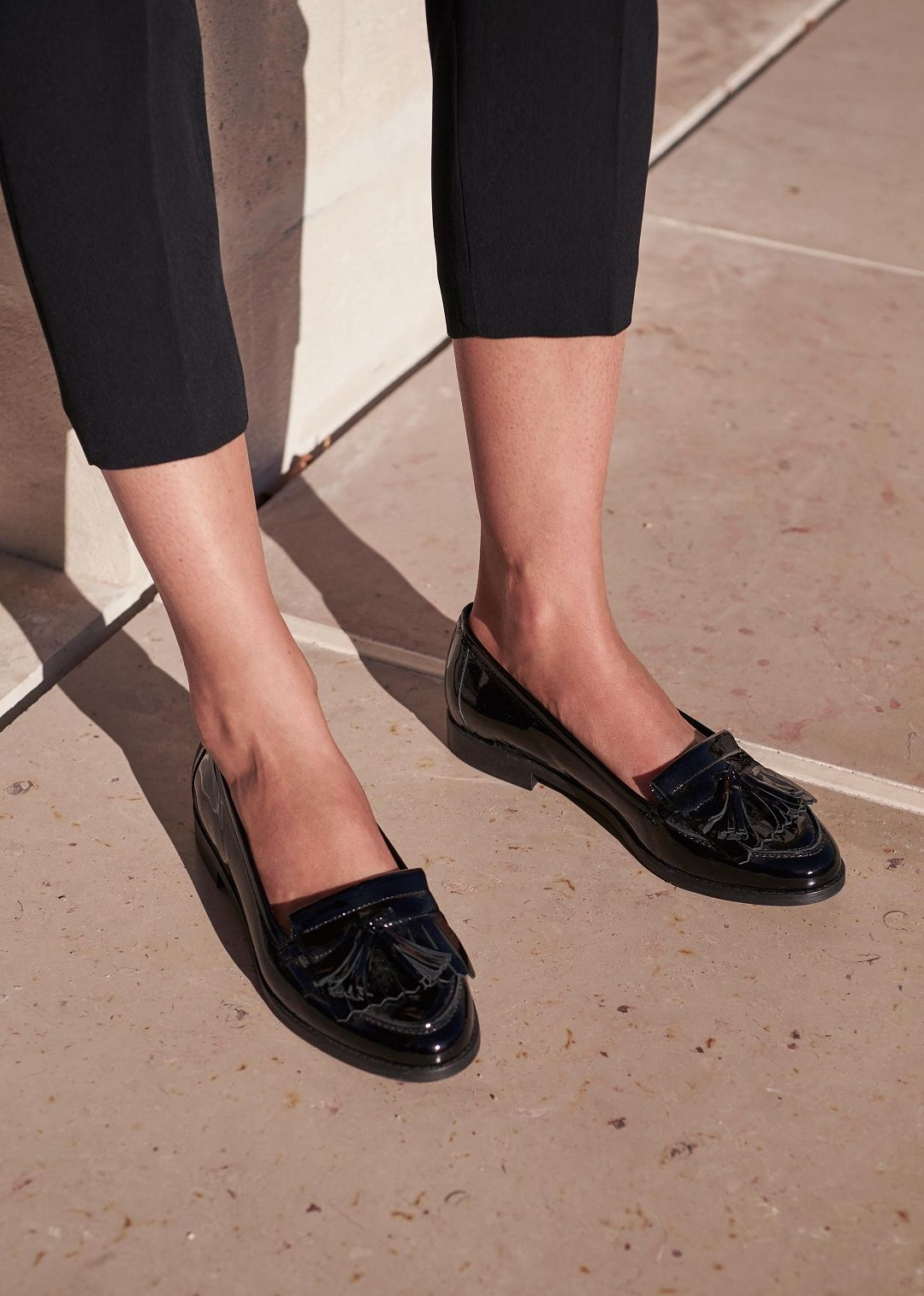 ad226da7342 Sézane - Lisa loafers   Fashion in 2019   Shoes, Loafer shoes ...