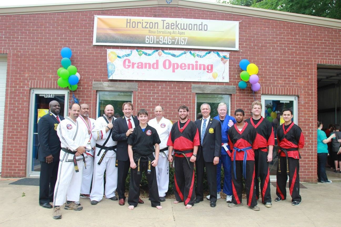 Security Check Required Family Martial Arts Grand Opening Taekwondo