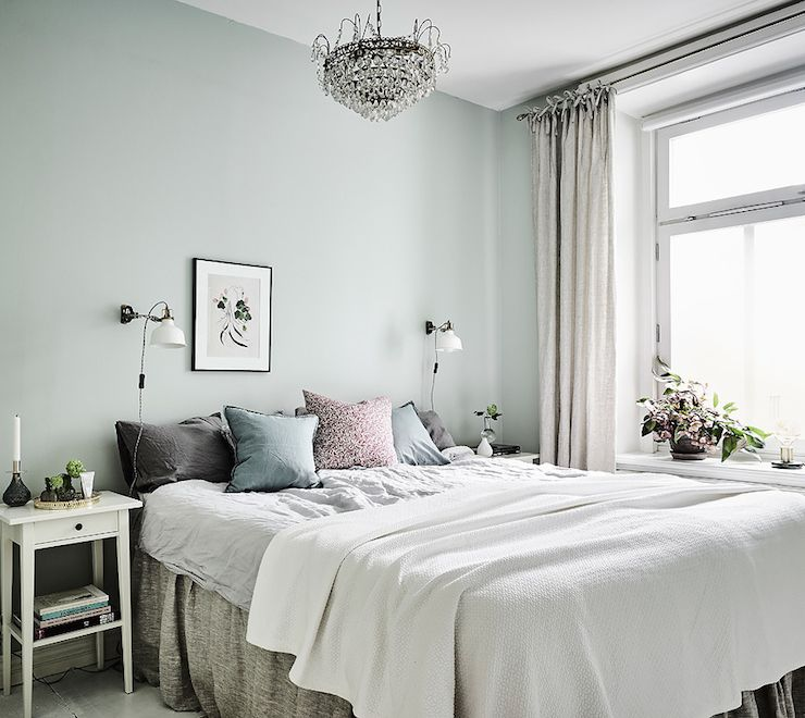 Bright Scandinavian Decor In 3 Small One Bedroom Apartments: Photo Anders Bergstedt 8