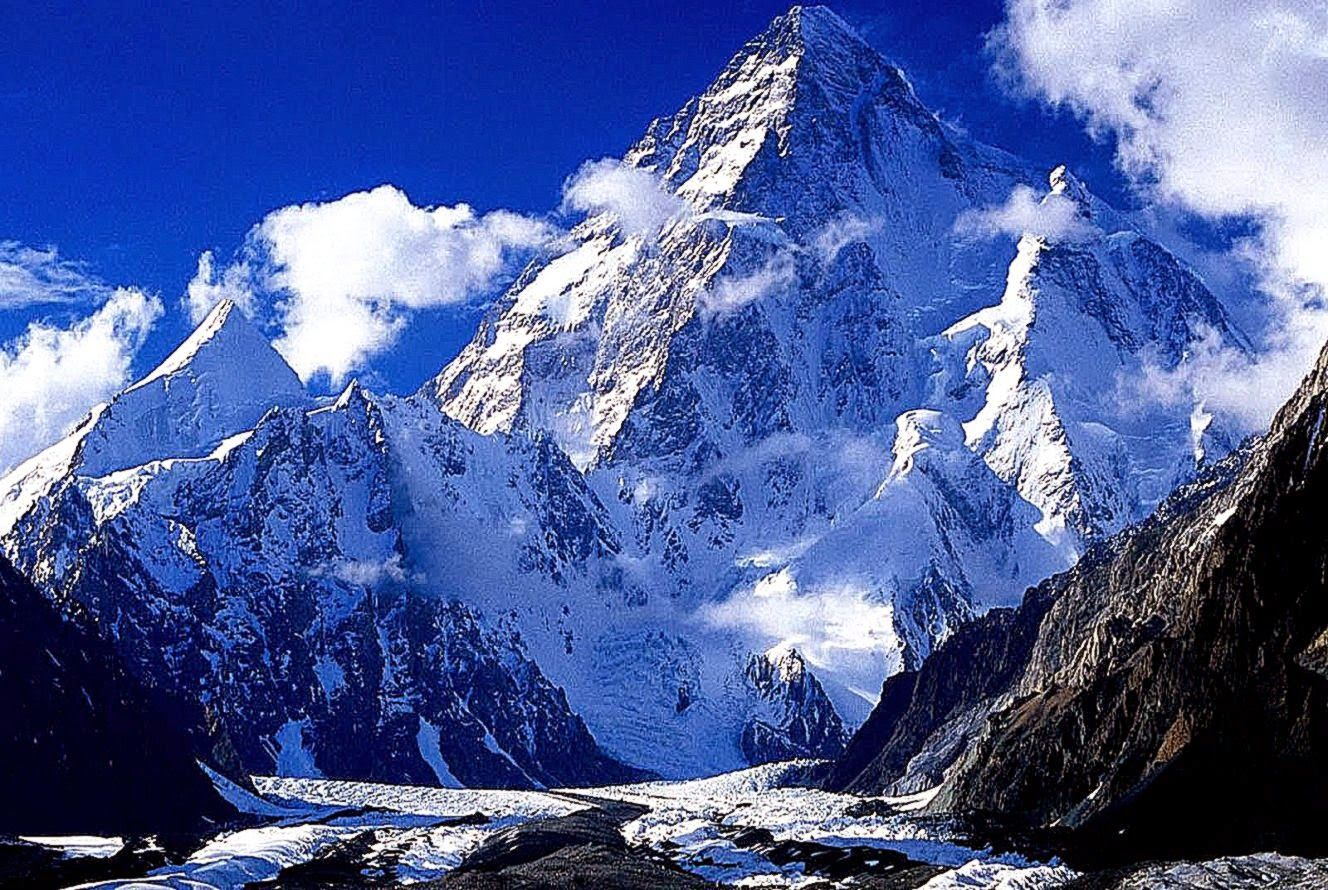 Icy Mountains Wallpapers Hd Wallpapers Beautiful Mountains Mountains Mountain Wallpaper