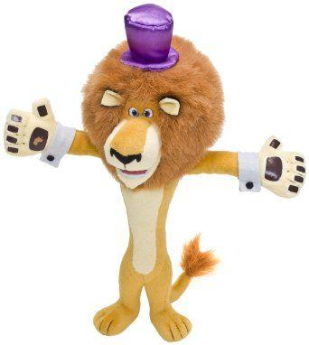 Madagascar 3 106612 plush toy 39 alex the lion 39 24 cm for Alex co amazon