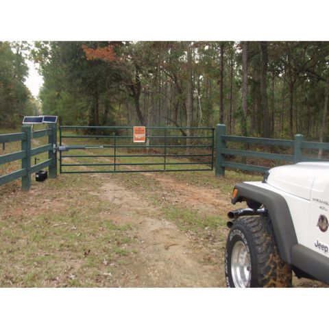 Mighty Mule Fm350 Automatic Gate Opener Tractor Supply Co Automatic Gate Opener Automatic Gate Gate