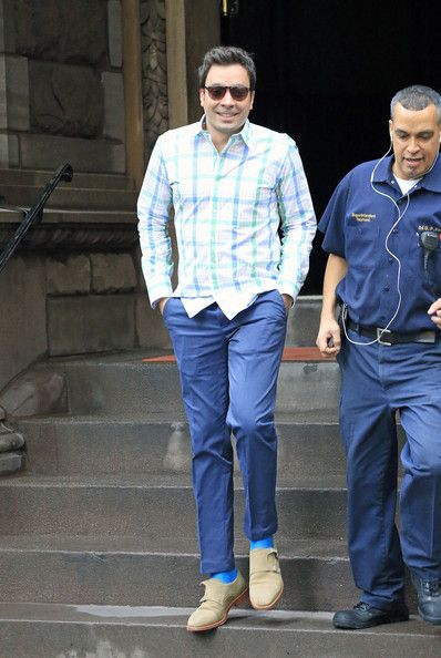 Jimmy Fallon Leaves His Nyc Apartment Part 2