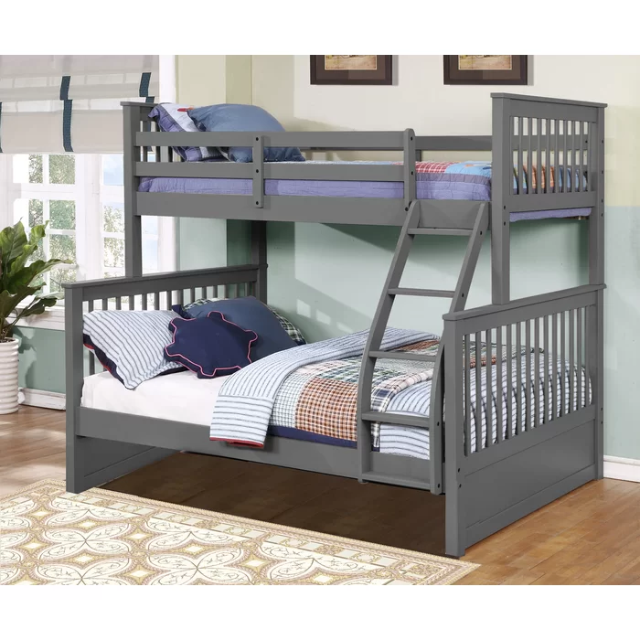 Warmley Twin Over Full Bunk Bed Bunk Beds With Drawers Twin