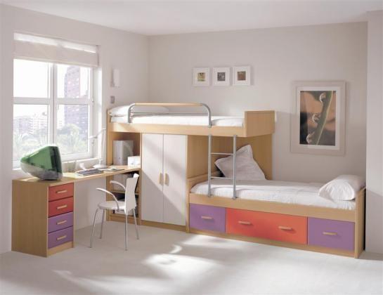 Modelos de camarotes para ni os imagui muebles for Dormitorios para ninas villa el salvador