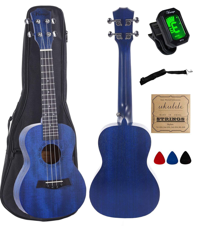 23 Acoustic Guitar Pick Strings Blue