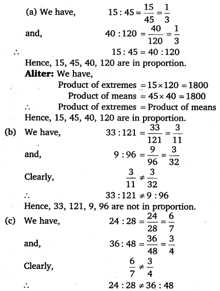 Ncert Solutions For Class 6 Maths Chapter 12 Ratio And Proportion Ex 12 2 Cbsetuts Com Https Www Cbsetuts Com Ncert Solu Class 6 Maths Maths Solutions Math