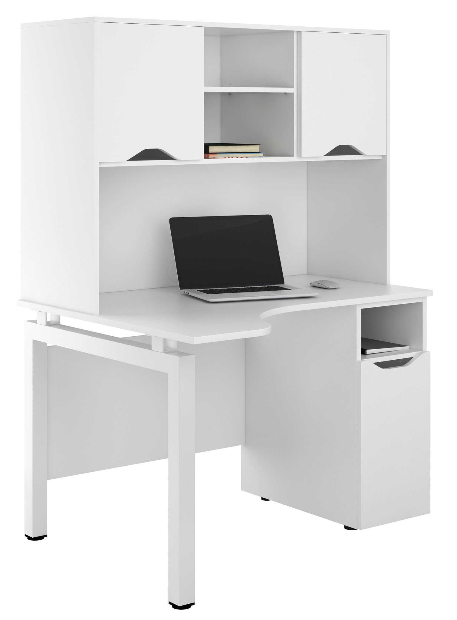 99+ White Corner Desk - Home Office Furniture Sets Check more at ...