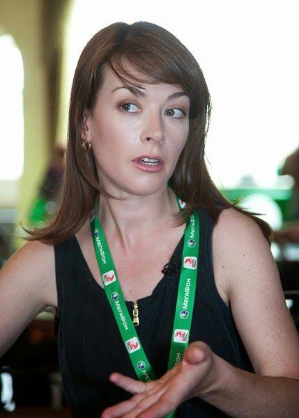 Justine Waddell 2014