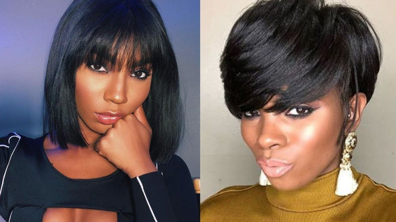 Amazing 2019 Hairstyle Ideas For Black Women Black Hair